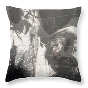 Interstate 10 Project Outtake_0010554 Throw Pillow