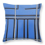 Interstate 10 Project Outtake_0020182 Throw Pillow