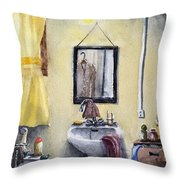 Intimate Disorder Throw Pillow
