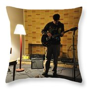 Intimate Venue Throw Pillow