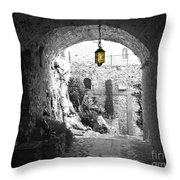 Into The Light 2 Throw Pillow