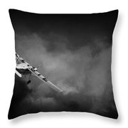Into The Storm Throw Pillow