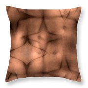 Intraception Throw Pillow