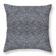 Intricacy Throw Pillow