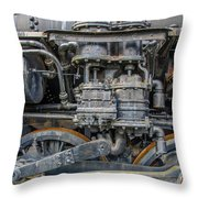 Intricate But Powerful Throw Pillow