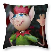 Introduce Yours-elf Throw Pillow