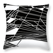 Introversion Five Throw Pillow