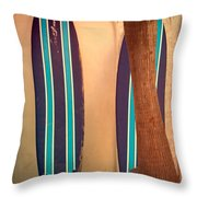 Introvert And Extrovert Throw Pillow