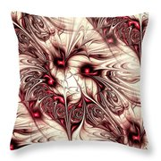 Invasion Throw Pillow