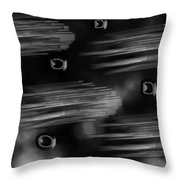 Invasion Of The 4th Kind Throw Pillow