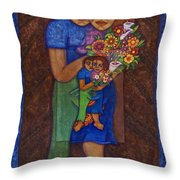 Invention Of Love Throw Pillow