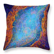 Invisible Life. Love Throw Pillow