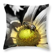 Invitation Accepted Throw Pillow