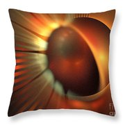 Iota Draconis Throw Pillow