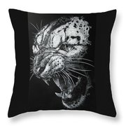 Ire Throw Pillow