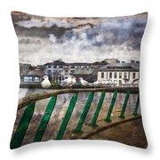 Ireland - Limerick Throw Pillow