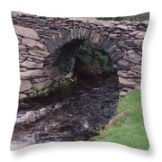 Ireland Timeless Waters Flow Throw Pillow