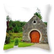 Irish Charm Throw Pillow