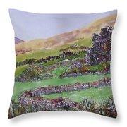 Irish-fortitude Throw Pillow