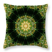 Irish Influence 3 Part 2 Throw Pillow
