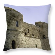 Iron Hill Throw Pillow