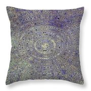 Irredescent Dreams Throw Pillow