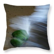Irresistable Force 2 Throw Pillow
