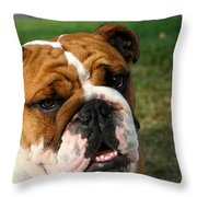 Is That So Throw Pillow