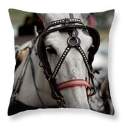 Is The Day Over Yet Throw Pillow