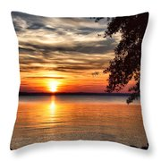 Is This Heaven? Throw Pillow