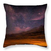 Is This Heaven Throw Pillow