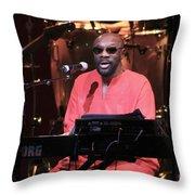 Isaac Hayes Throw Pillow