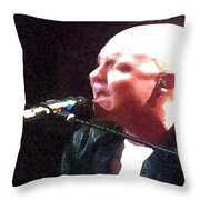 Isaac Slade Throw Pillow