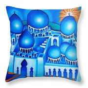 Ishraq Throw Pillow