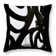 Islam Within Art Throw Pillow