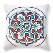 Islamic Art 03 Throw Pillow