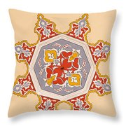 Islamic Art Throw Pillow