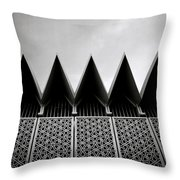 Islamic Geometry Throw Pillow