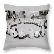Islamic Zanzibar Throw Pillow