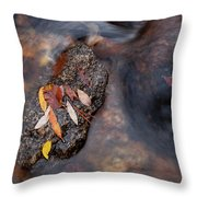 Island In The Stream Throw Pillow