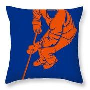 Islanders Shadow Player3 Throw Pillow