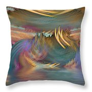 Isle Throw Pillow