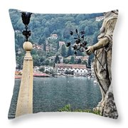 Isola Bella Beauty Throw Pillow