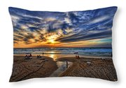 Israel Sweet Child In Time Throw Pillow