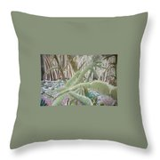 Issaquah Forest Throw Pillow