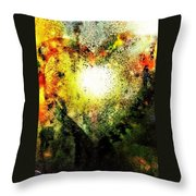 Issues Of The Heart Throw Pillow