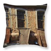 Istanbul Carpets For Sale Throw Pillow