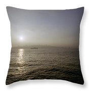 Istanbul Dusk Throw Pillow