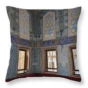 Istanbul Topkapi 2 Throw Pillow