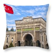 Istanbul University 02 Throw Pillow
